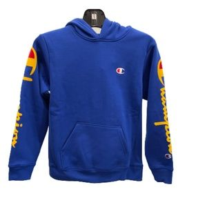 Champion Blue Hoodie Sweater for boys Size M